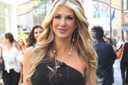 Alexis Bellino  Long Wavy Cut