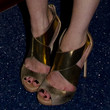 Alexis Bledel Shoes - Evening Sandals