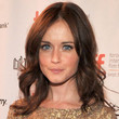 Alexis Bledel Hair - Long Wavy Cut