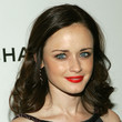 Alexis Bledel Hair - Medium Curls