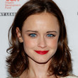 Alexis Bledel Medium Layered Cut