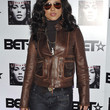 Alicia Keys Leather Jacket