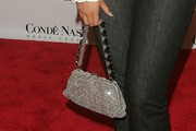 Alicia Keys Sequined Purse