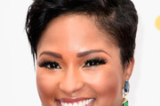 Alicia Quarles Short Hairstyles