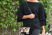 Alicia Vikander Shoulder Bags