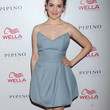 Alison Brie Clothes - Strapless Dress