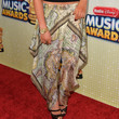 Alli Simpson Clothes - Long Skirt