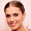 Allison Williams Hair - Chignon