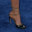 Alyson Hannigan Strappy Sandals