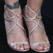 Alyssa Milano Strappy Sandals