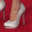 Amanda Crew Shoes - Platform Pumps