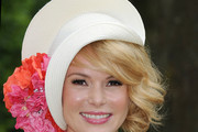Amanda Holden Decorative Hat