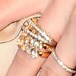 Amber Heard Diamond Ring