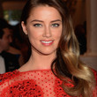 Amber Heard Hair - Long Side Part