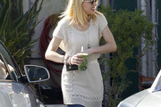 Amber Heard Sweater Dress