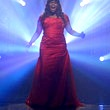 Amber Riley Clothes - Evening Dress