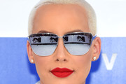 Amber Rose Short Hairstyles