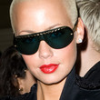 Amber Rose Sunglasses - Designer Shield Sunglasses