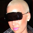 Amber Rose Sunglasses - Shield Sunglasses