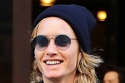 Amber Valletta Winter Hats