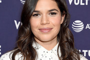 America Ferrera Long Hairstyles