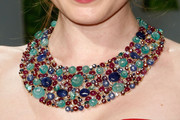 Amy Adams Beaded Collar Necklace