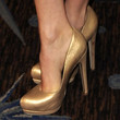 Amy Adams Shoes - Platform Pumps