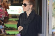 Amy Adams Solid Scarf