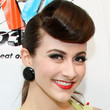 Amy Heidemann Hair - Retro Hairstyle