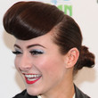 Amy Heidemann Hair - Retro Updo