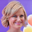 Amy Poehler Hair - Short Wavy Cut