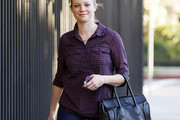 Amy Smart Button Down Shirt
