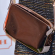 Amy Smart Metallic Shoulder Bag