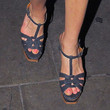 Amy Winehouse Platform Sandals