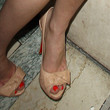 Amy Winehouse Slingbacks