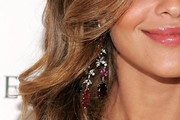 Ana Beatriz Barros Gemstone Chandelier Earrings