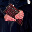 Angela Lansbury Handbags - Envelope Clutch