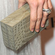 Angie Harmon Handbags - Box Clutch
