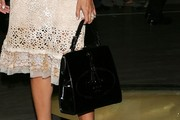 Angie Harmon Single Strap Tote