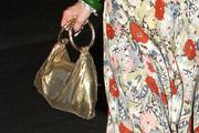 Anna Friel Sequined Purse