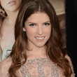 Anna Kendrick Hair - Long Center Part