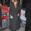 Anna Wintour Tweed Coat