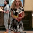 The Carrie Diaries Print Dress
