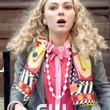 Annasophia Robb Accessories - Patterned Scarf