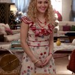 Annasophia Robb Clothes - Print Dress