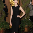 Anne Hathaway Clothes - Little Black Dress