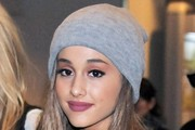 Ariana Grande Winter Hats