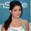Ariel Winter Ponytail