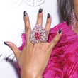 Ashanti Metallic Nail Polish