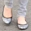 Ashlee Simpson Shoes - Embellished Flats